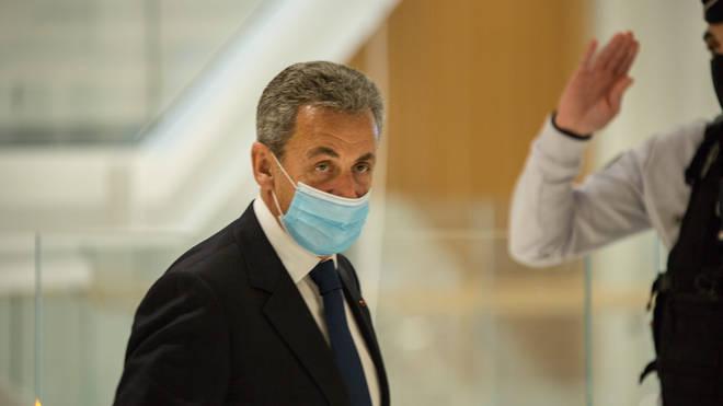Nicolas Sarkozy has been found guilty of corruption