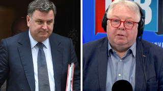 Nick Ferrari challenges Treasury Select Committee Chair on the loan charge