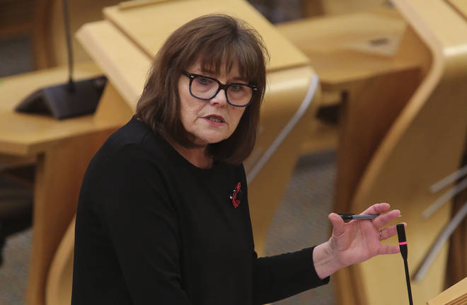 """Scottish Health Secretary Jeane Freeman described the UK government's border policy as """"inadequate"""". File image."""