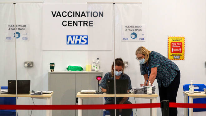 Data suggests the UK's 'delayed second jab' strategy is working