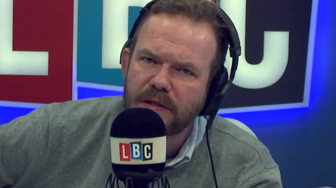 James O'Brien attacked the Daily Mail