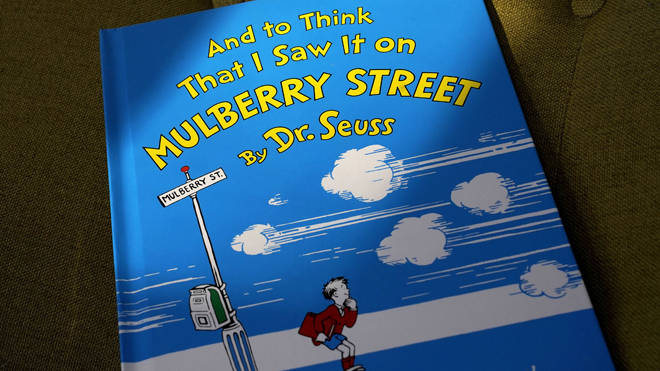 One of the cancelled Dr Seuss books