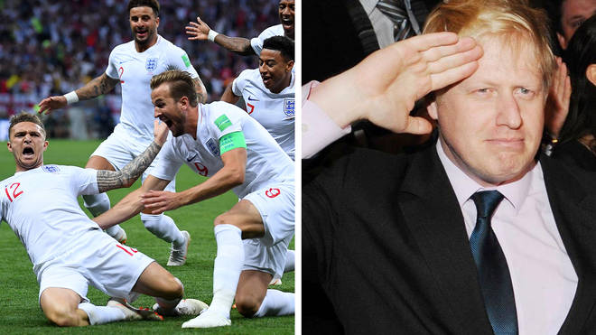 Boris Johnson is backing a prospective joint bid from the UK and Ireland to host the 2030 World Cup