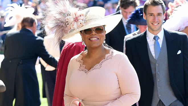 Oprah Winfrey is a loyal friend of Meghan Markle and Prince Harry