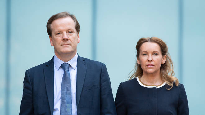 His wife Natalie Elphicke split from him after the guilty verdict