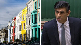 Rishi Sunak announced the mortgage guarantee on Wednesday