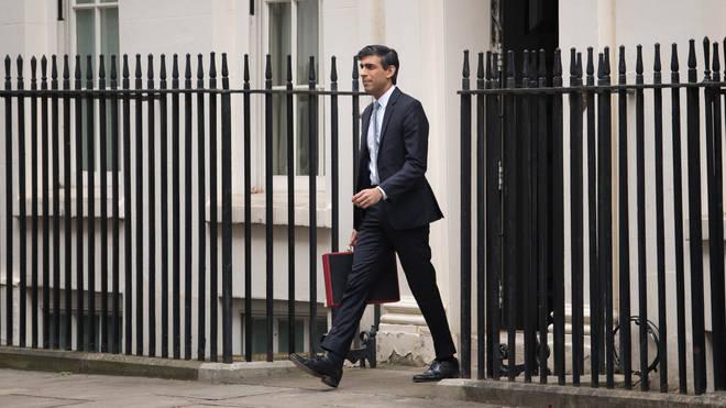 Rishi Sunak has said Covid-19 is going to cost around £407 billion