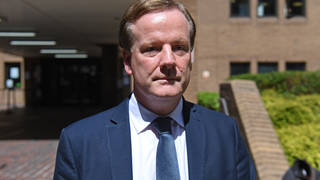 Charlie Elphicke was jailed for two years in September last year