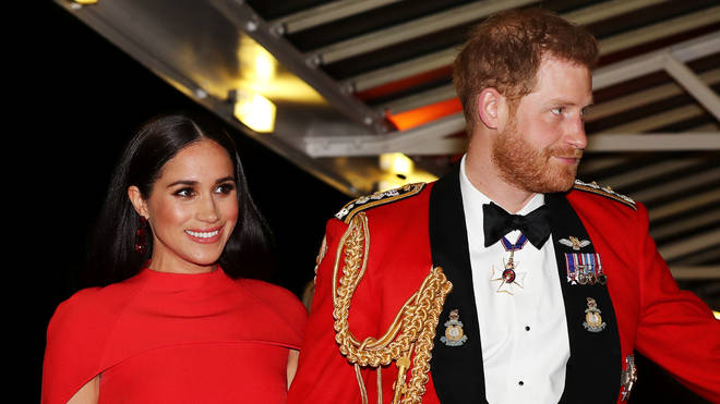 Meghan and Harry left the UK last year to pursue a life in the US