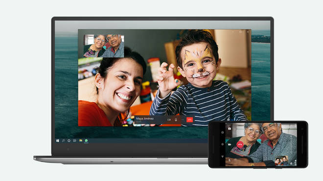 Messaging platform WhatsApp is introducing the ability to make video and voice calls via desktop for the first time