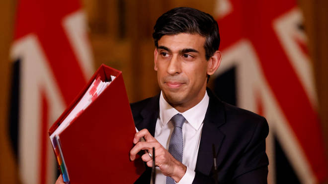 Rishi Sunak has defended the biggest tax hikes in 50 years