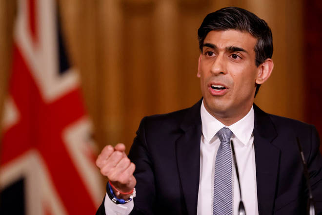 Chancellor Rishi Sunak has been labelled 'Scrooge Sunak' by the IFS Director