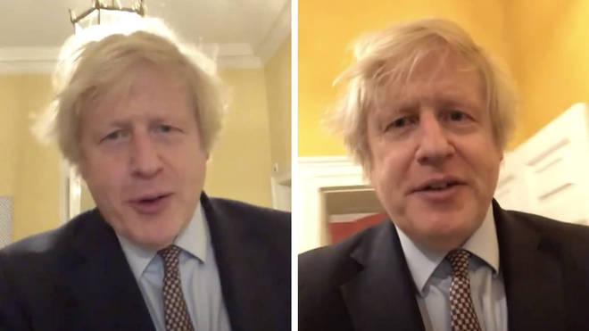 Boris has been on a health kick