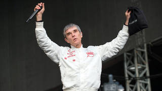 Ian Brown has pulled out of headlining Neighbourhood Weekender