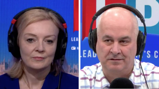 The International Trade secretary was speaking to Iain Dale
