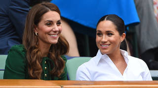 The Duchess of Sussex reportedly believed Kate and Camilla's households were behind some of the stories about her