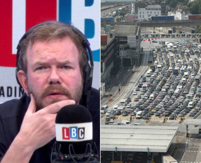 James O'Brien had this eye-opening call from a freight worker
