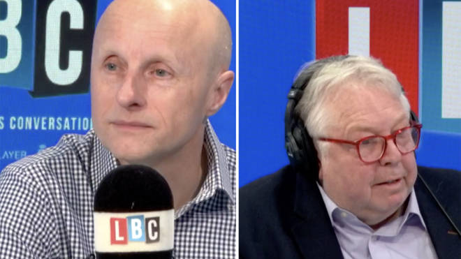 TfL Commissioner Andy Byford spoke to Nick Ferrari this morning