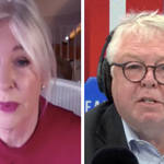 Nick Ferrari asks minister if NHS staff deserve 'disgraceful' 1% pay rise for 'saving PM's life'