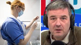 NHS worker brands 1% pay rise as 'true kick in the teeth'