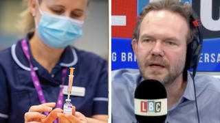 NHS salaries provide 'a really poor way of life,' nurse tells James O'Brien
