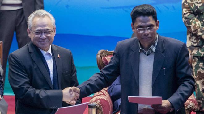 Nepal Peace Agreement