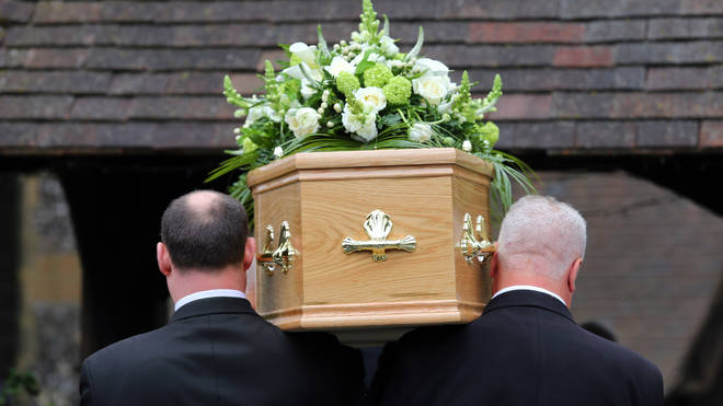 Pre-paid funeral plans