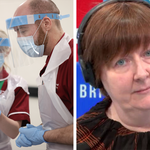 The experienced nurse was speaking to Shelagh Fogarty