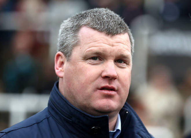Gordon Elliott's training licence has been suspended for a year by the Irish horseracing authorities