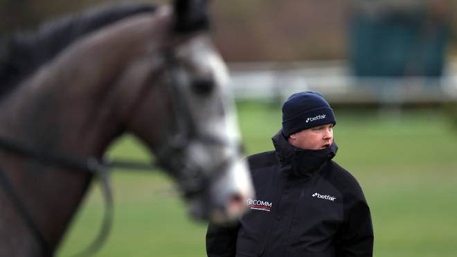 """Gordon Elliott has apologised and said it was a """"moment of madness"""""""