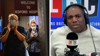 David Lammy's attack on 'measly' 1% pay proposal for NHS workers