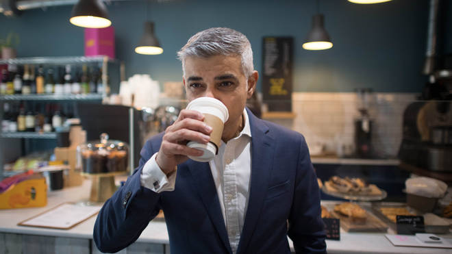 Sadiq Khan launched his reelection campaign last week