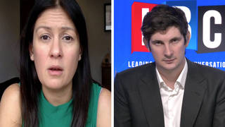 Lisa Nandy spoke to LBC's Tom Swarbrick