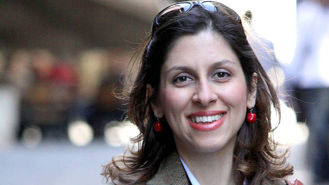 Dual national Ms Zaghari-Ratcliffe, 42, has been held in Iran since 2016