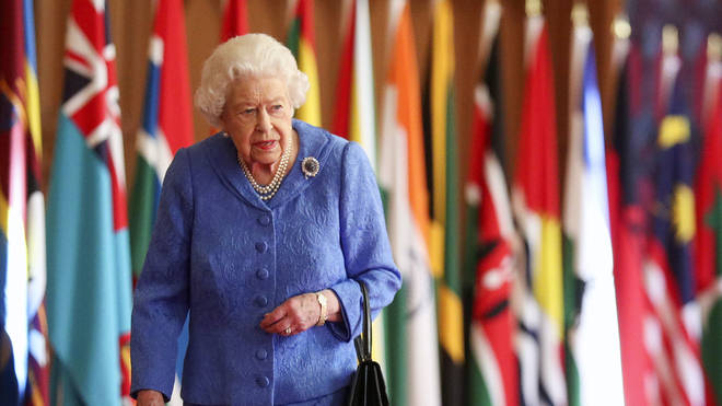 """Queen Elizabeth stressed the importance family in """"testing times"""" in her Commonwealth speech"""