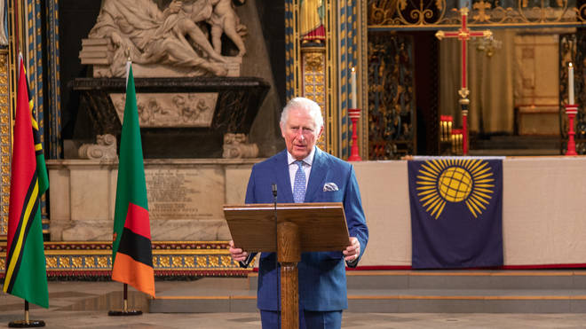The Prince of Wales features in Sunday's Commonwealth Day programme