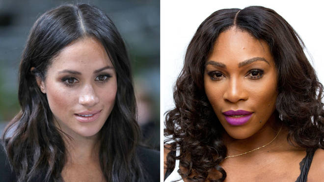 Serena Williams has leapt to the defence of Meghan Markle following the Oprah Winfrey interview