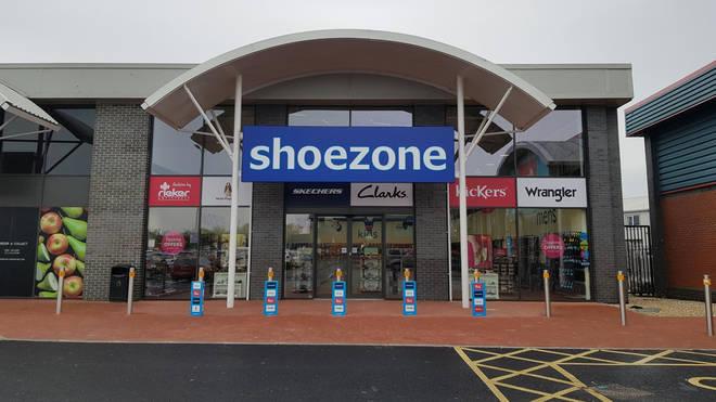 Shoe Zone now has 430 stores across the UK