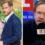 'Prince Harry has made his mother proud by standing up for Meghan'