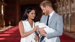 Prince Harry and Meghan Markle have discussed why their son Archie is not a prince
