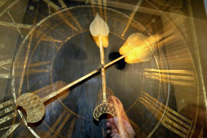 Clocks go back at 2am on Sunday 28th October