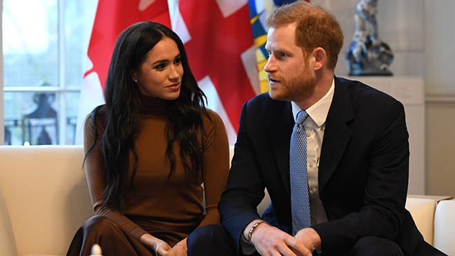 Meghan Markle and Prince Harry were cut off from royal funding following their departure