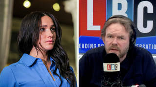 James O'Brien explains why people who dislike Meghan 'don't know why'
