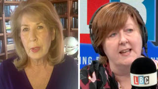 The Royal commentator was speaking to Shelagh Fogarty