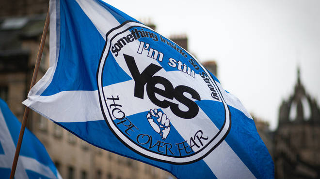 """A new report is said to reinforce the Scottish government&squot;s view that independence is the """"best future"""" for the country"""