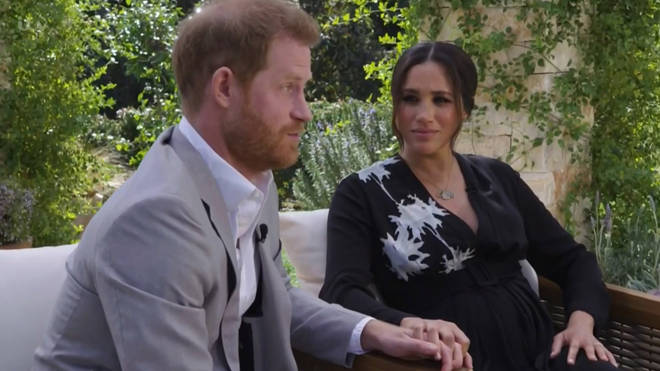 Meghan's courage for speaking out over her mental health was praised by the White House