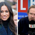 Our hearts should be bleeding for Harry and Meghan, argues James O'Brien caller