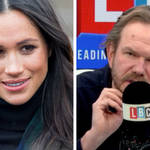James O'Brien shows caller how media flipped her view of Meghan Markle