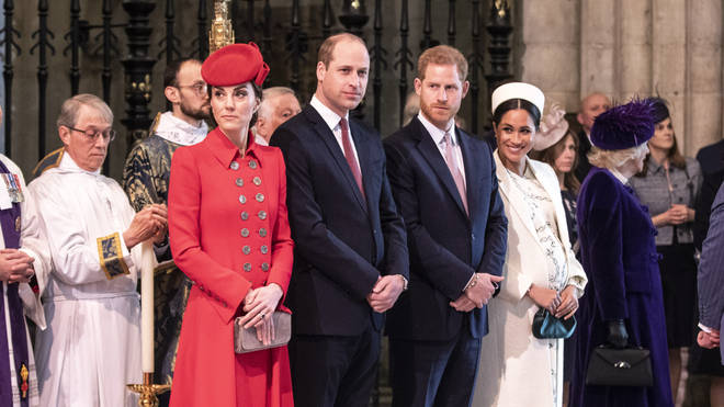 The rift between the Sussexes and Cambridges is not healed, it was revealed in the interviews
