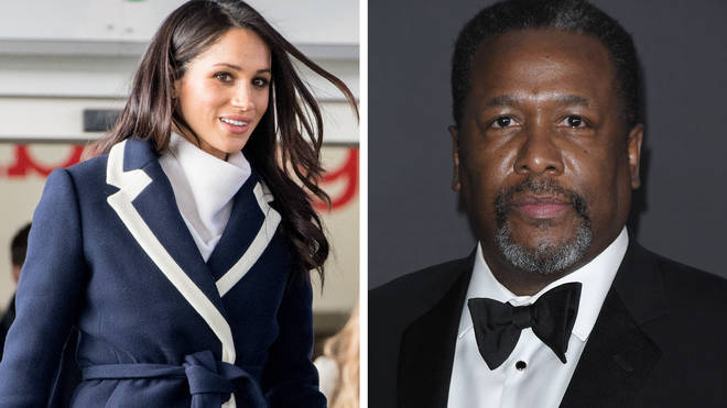 """Actor Wendell Pierce told LBC that Oprah Winfrey&squot;s interview with Prince Harry and Meghan Markle is """"insignificant"""" amid the coronavirus pandemic."""